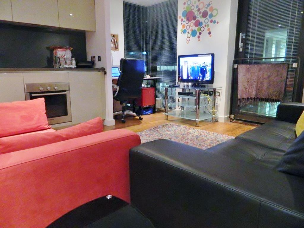 Furnished lounge