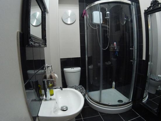 Shower / utility