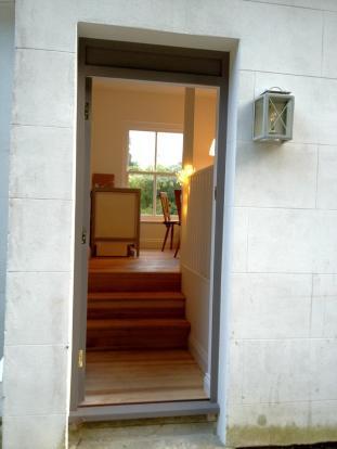Entrance of Annexe