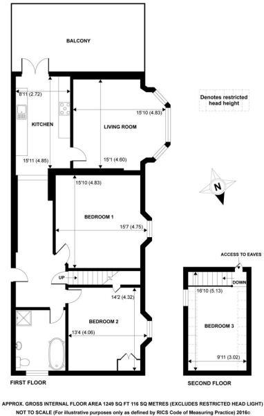 Flat 3 Walton House