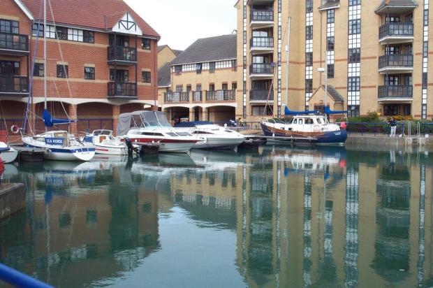 yacht basin moorings