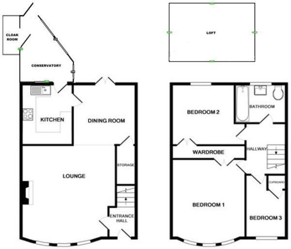 11 Rectory floorplan