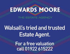 Get brand editions for Edwards Moore, Walsall