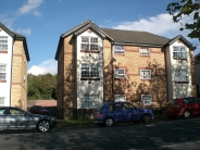 Flat to rent in Park View Court, Cogan...