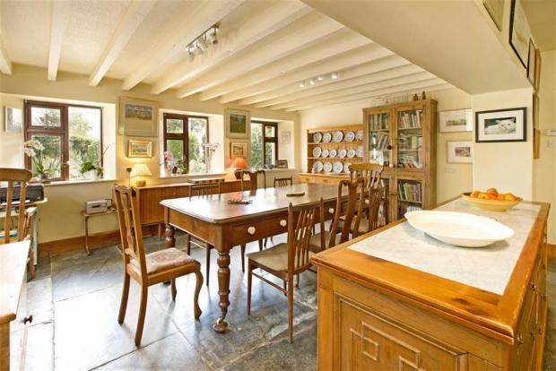 6 Bedroom Detached House For Sale In Pillaton Saltash