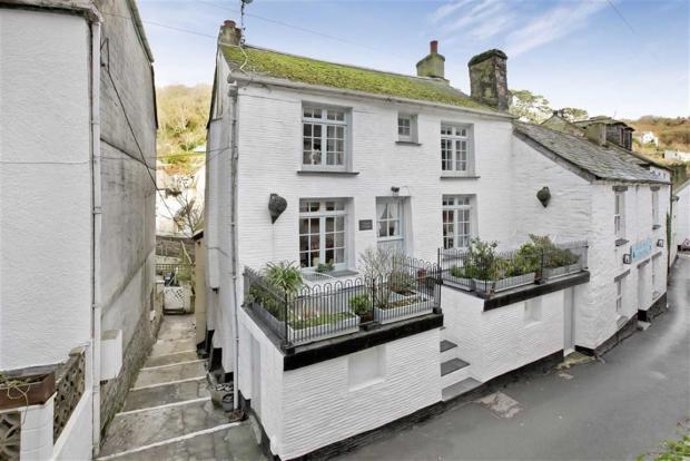 2 Bedroom Detached House For Sale In Landaviddy Lane Looe