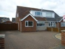 semi detached house in Gayton Road, Cleethorpes...