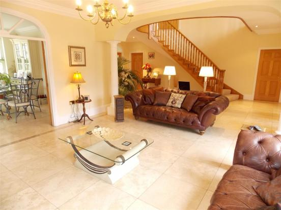 SITTING ROOM FROM AN