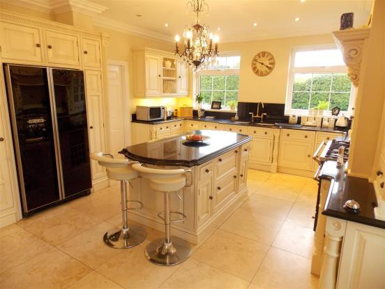 DINING KITCHEN FROM