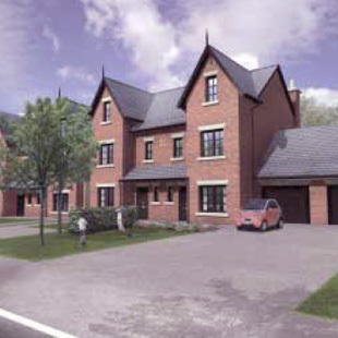 Dukinfield Golf Club by Bardsley Homes Ltd , The Fairways,