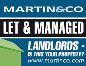 Get brand editions for Martin & Co, Milton Keynes - Lettings