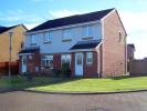 3 bed semi detached home in Cardhu Gardens, Kilmaurs...