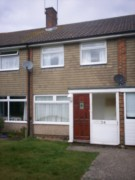 3 Terraced house to rent