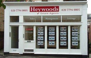 Heywoods Estate Agents, Belsize Parkbranch details
