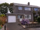 semi detached home for sale in Cae Llwyd Estate...