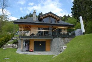 5 bed Chalet in Vaud, Villars