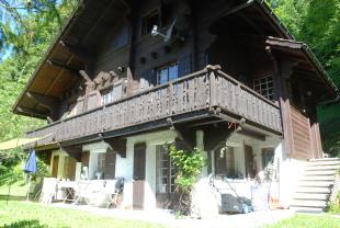 3 bedroom Chalet in Vaud, Gryon