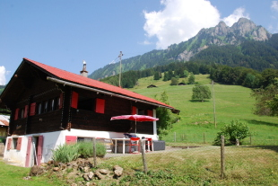 Chalet in Vaud, La Forclaz