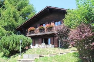 Chalet in Vaud, Villars