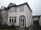 semi detached home in Ridgeway Road, Fishponds...