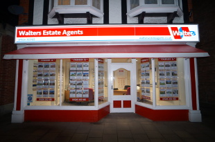 Walters Estate Agents, Woodhall Spabranch details