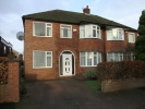 4 bed semi detached property in Lichfield Avenue, Hale...