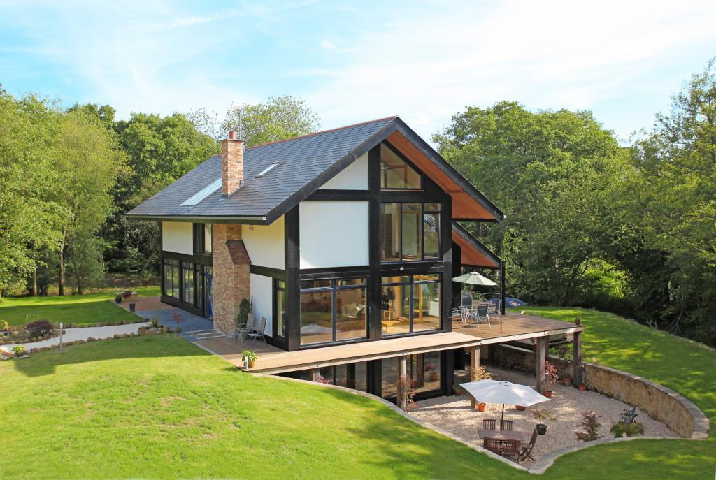 5 bedroom detached house for sale in nettlesworth lane vines cross heathfield east sussex for Eco homes canada