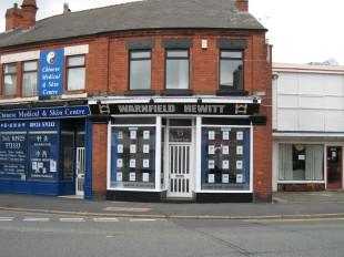 Warnfield Hewitt Property Services LTD, Warringtonbranch details