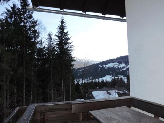 Entrance terrace