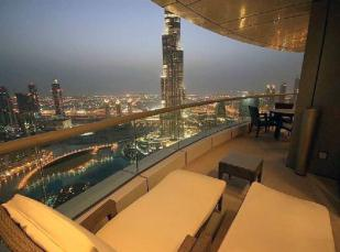 4 bedroom Apartment in Burj Khalife