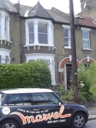 Flat in Stafford Road, London, E7
