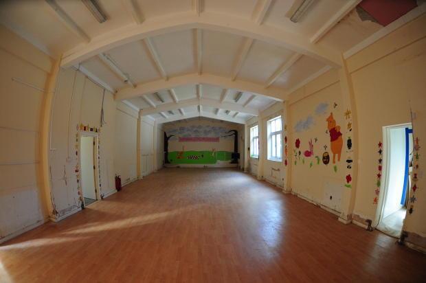 Rear Hall