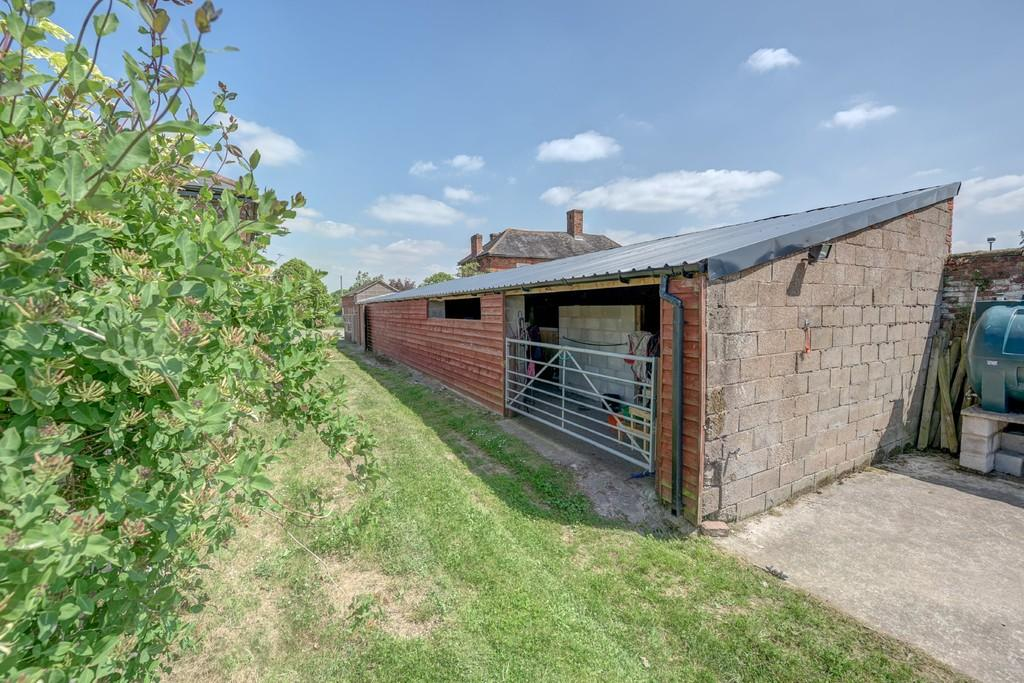 Existing Stables
