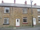 Terraced home in South Cross Street...
