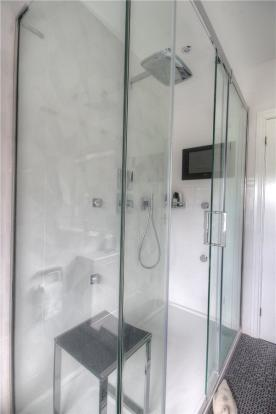 Tv In Shower