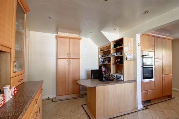Kitchen/Diner/Study