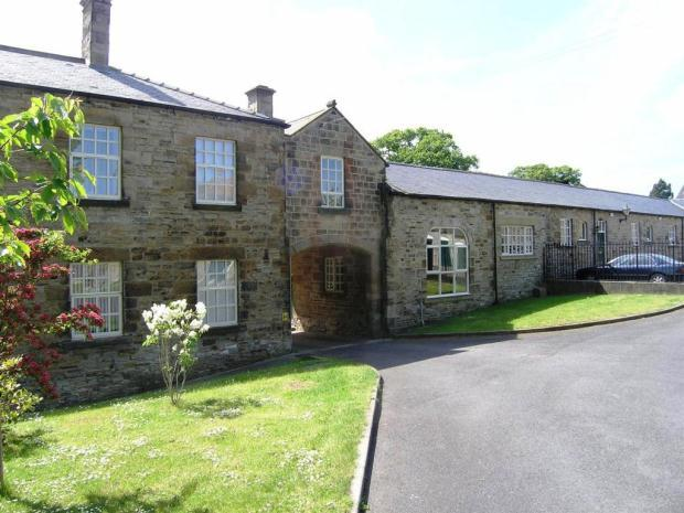2 Bedroom Flat For Sale In The Hermitage Chester Le Street Co Durham Dh2 Dh2