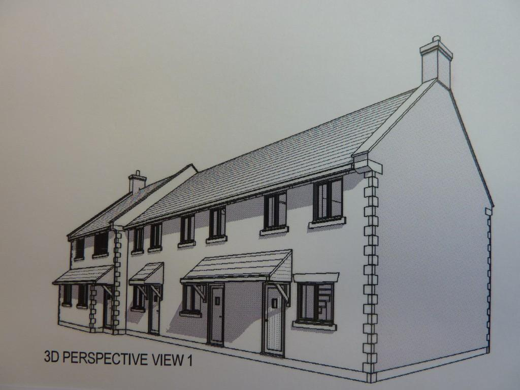 3D Perspective Front