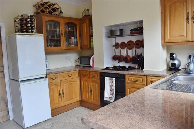Kitchen / Storage Ro
