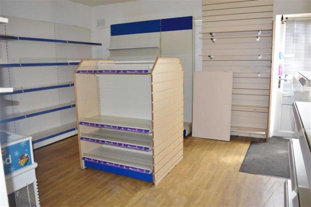 Second View Of Shop