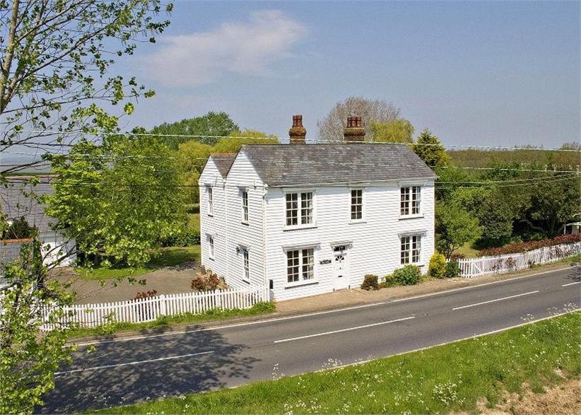 4 Bedroom Detached House For Sale In Bradwell On Sea Essex Cm0 7hy Cm0