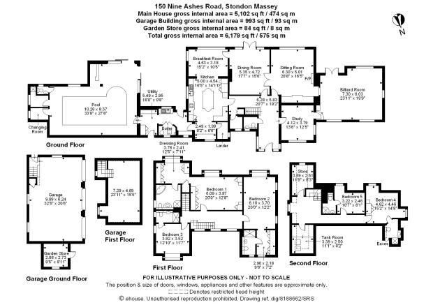 5 Bedroom Detached House For Sale In Stondon Massey