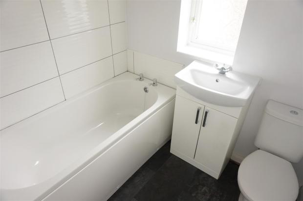 NEW FIRST FLOOR BATH