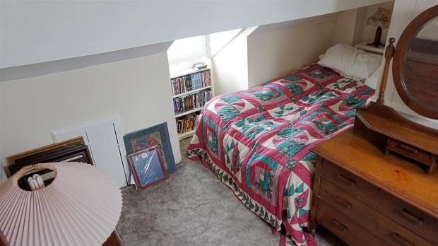 BEDROOM THREE (LOFT