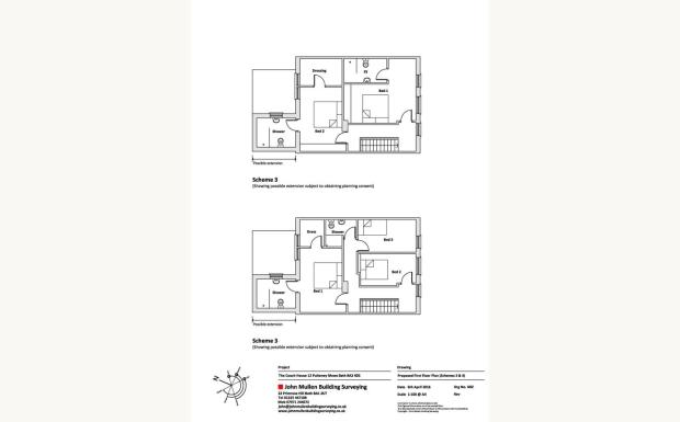 Plans With Extension