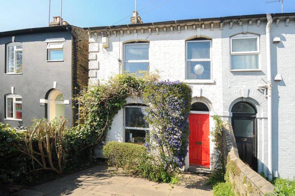 3 Bedroom Terraced House For Sale In Chesterton Road Cambridge Cb4 Cb4