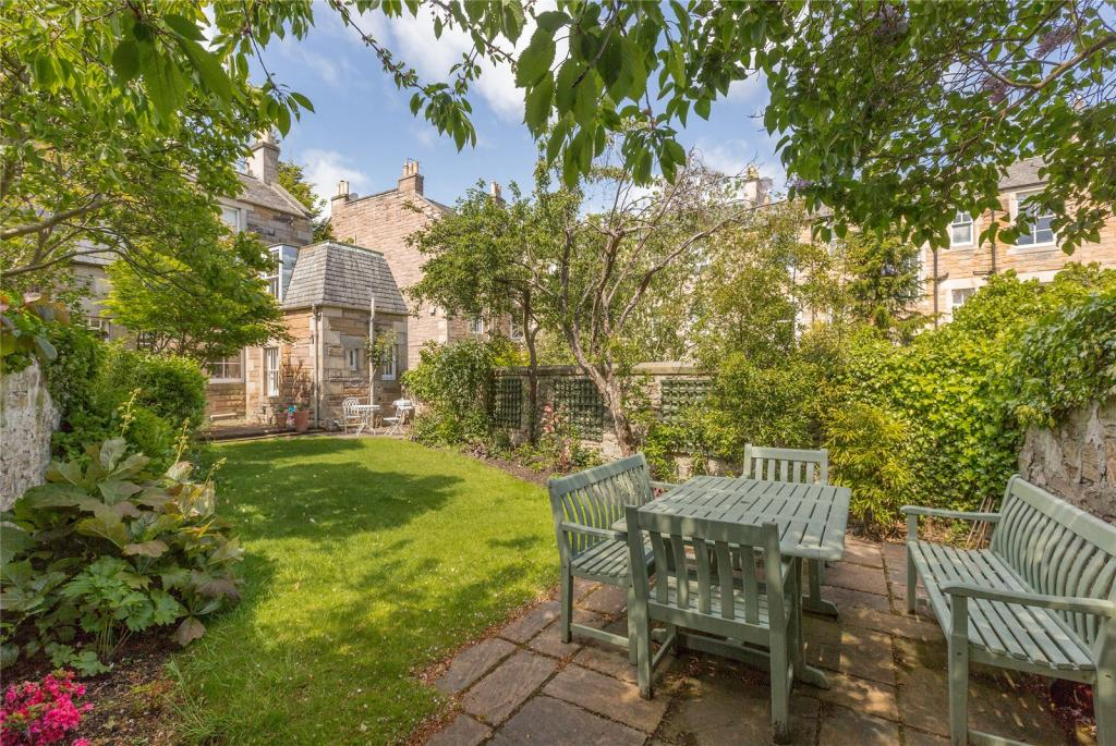 4 bedroom semi detached house for sale in 10 learmonth for 2 learmonth terrace edinburgh