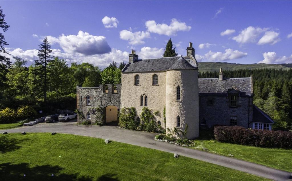 Exterior Castle