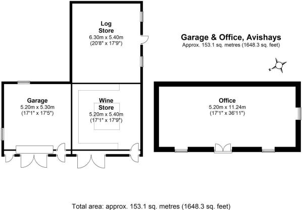 Garage & Office