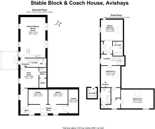 Stable & Coach House